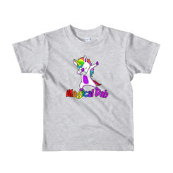 Unicorn Magical Dab, Unicorn Magic Kids T-Shirt