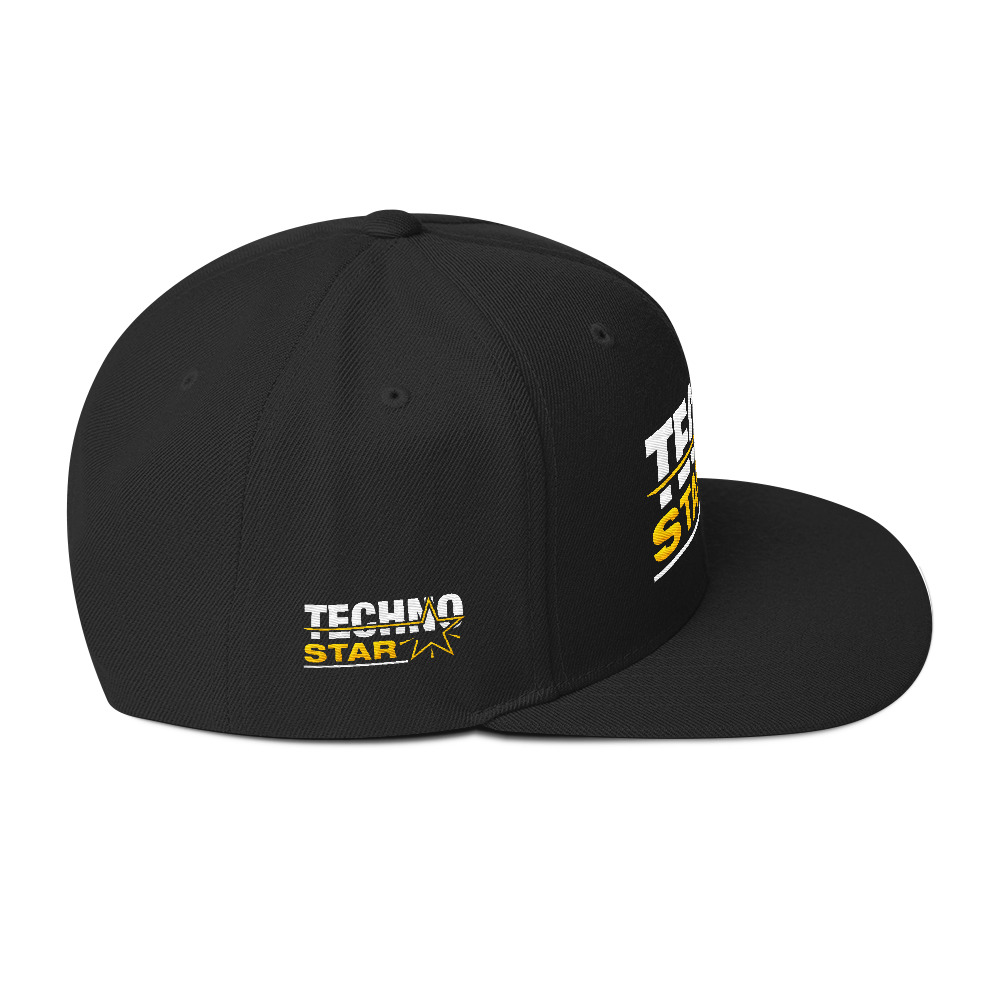 Techno Star snapback