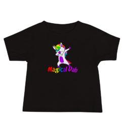 Unicorn Magical Dab, Unicorn Magic, Baby Jersey Short Sleeve Tee