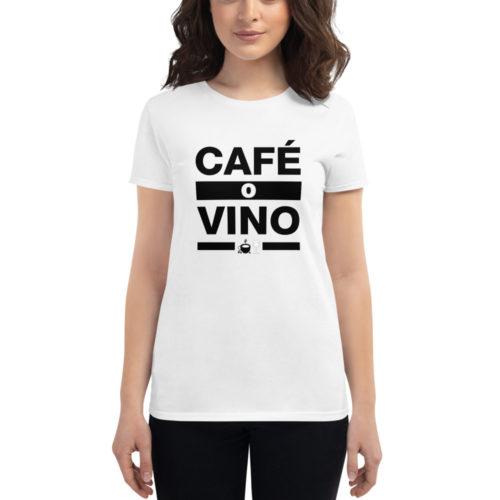 Café o Wino Women.