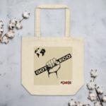 Got Eco, No Plastic, Eco Tote Bag