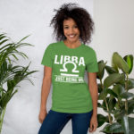 Unisex T-Shirt Libra Zodiac Sign