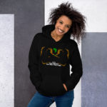 Let's Rise Together Hoodie