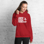 It's All About Parkour Unisex Hoodie