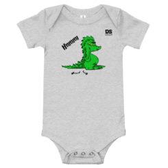 Hungry Crocodile, Crocodile Doodle, DS Doodle, Baby Suit.